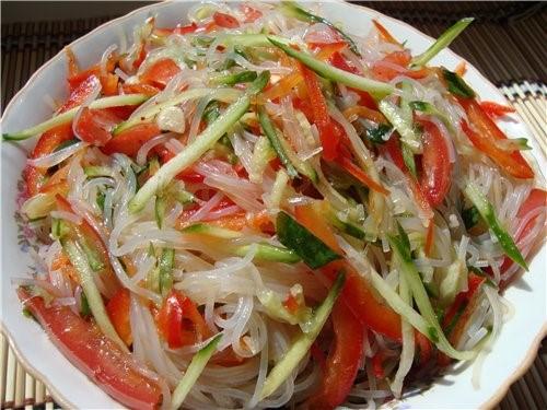 Комплексный обед - салат