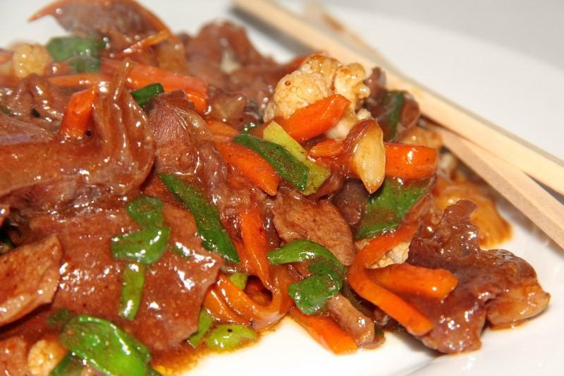 Мясо по тайски пошаговый рецепт