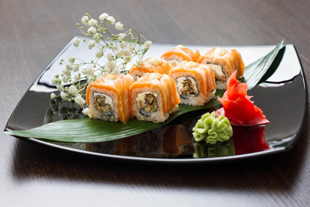 Заказ суши на дом в Воронеже