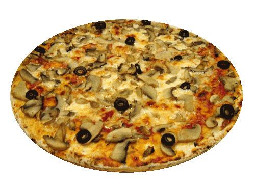 Пицца из грибов и сыра рецепты