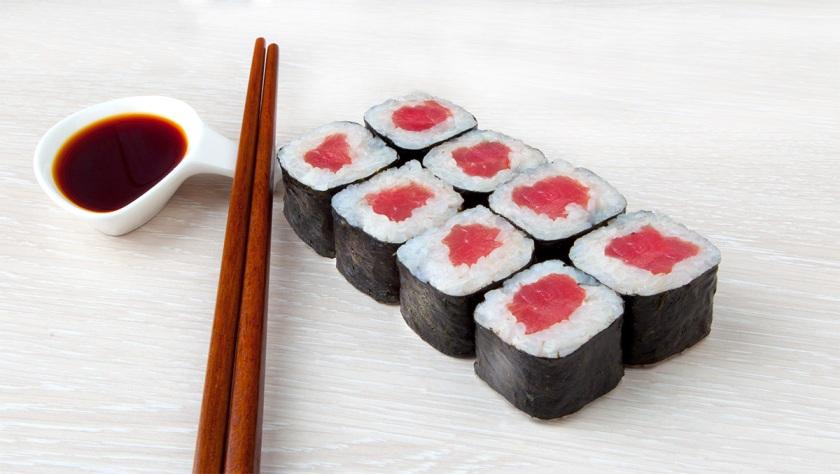 Как приготовить суши или роллы дома фото