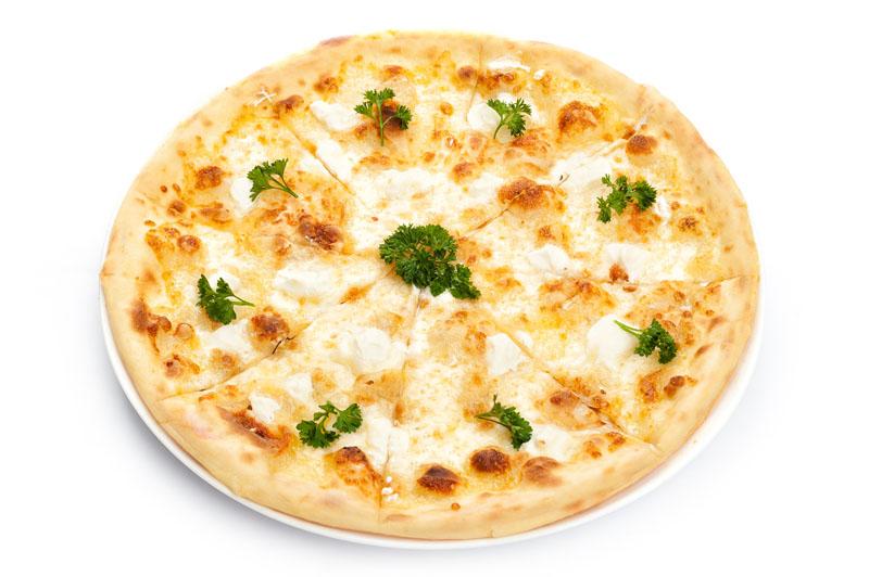 Белая пицца рецепт с фото